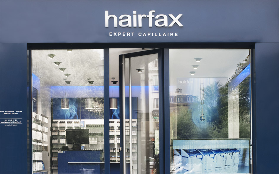 Photo Institut Hairfax Paris Champs-Élysées